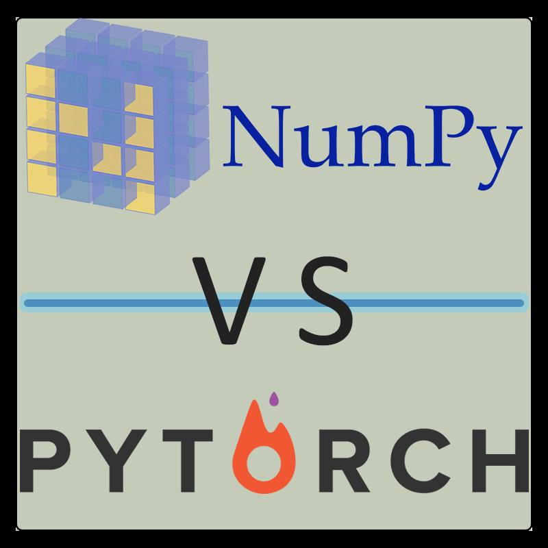Numpy versus Pytorch – Pattern Exploration LLC